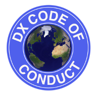 DX Code Of Conduct Logo